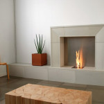 Ideas One Total Contemporary Gas Fireplace Designs