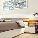 Ideas Various Color Modern Bedside Table Bedroom
