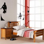 Ideas Wall Stickers Decoration Compact Bedroom Furniture