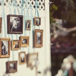 Ideas Wedding Display Hanging Picture Frames