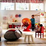 Ikea Colorful Bedroom Rooms Catalog Shows Vibrant