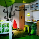 Ikea Green Inspired Bedroom Rooms Catalog Shows