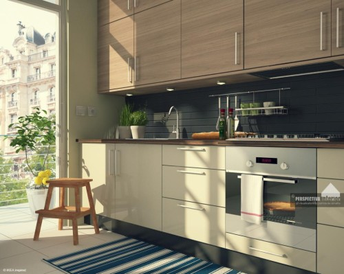 Ikea Inspired Kitchen Patr Cia Carvalho Artist