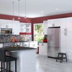 Ikea Kitchen Planning Software Wall Red
