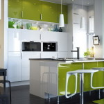 Ikea Small Kitchens Easy Design For Space Nazagreen