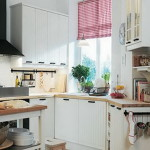 Ikea Small Kitchens Easy Design For Space Vintage