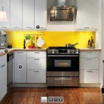 Ikea Yellow And White Kitchen Design Inspired Your