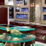 Images Thinkglass Glass Countertops Kitchen Design Modern Kitchens