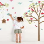 Imagination And Improve Ability Creative Wall Decals Bedroom