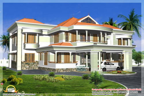 Indian Style House Elevations Kerala Home Design And Floor Plans