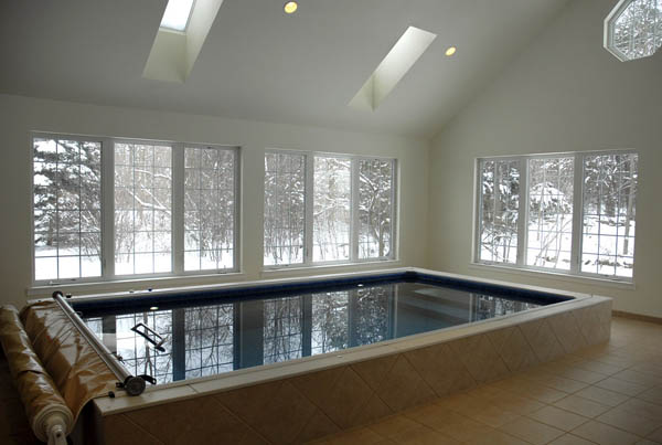 Indoor Pool Designs Pools For Delightful Swimming