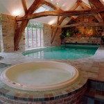 Indoor Pool House Pools For Delightful Swimming Experience
