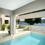 Indoor Swimming Pool Design Darling Point Home