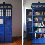 Insanely Cool Bookshelves