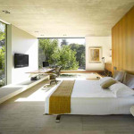 Inside Outside Home Design South American Architect Modern House