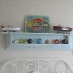 Inspiration Came From The Dentil Molding Shelf Pottery Barn