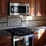 Install Mosaic Tile Backsplash Original Glass