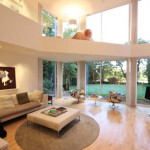 Interior Beautiful Layout Decor Views Modern Living Room