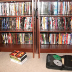 Interior Cool Dvd Storage Ideas Simple And Stylish
