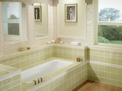 Interior Design Bathrooms