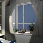 Interior Design Bedrooms Window And Sofa House