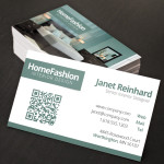 Interior Design Business Cards Card Templates Creative