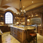 Interior Design Luxury Kitchen Ideas