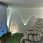 Interior Design Water Features Waterfall Contemporary Furniture