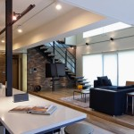 Interior Lighting Set Inside The Lai Penthouse Taiwan Home And