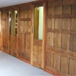Interior Medissa Shoes Showing Wood Panelling Walls