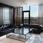 Interior Rosby Wood Wall Panel System Baron
