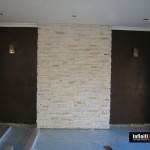 Interior Wall Using Ezi Fit Stacked Stone Infinitistone Your