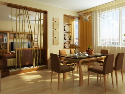 Interior Walls Design Ideas Complete Bamboo
