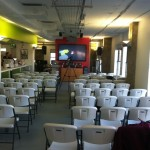 Istrategy Office Event Space Interior Design Ideas