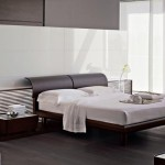 Italian Contemporary Wooden Bed Design From Gomodern Collection Home