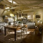 Italian Country Style Kitchen Classic Design Pictures