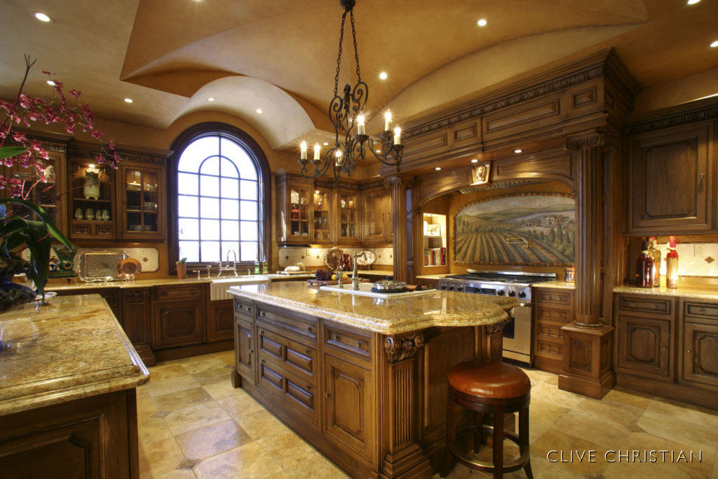 Italian Kitchen Decorating
