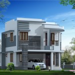 January Kerala Home Design And Floor Plans