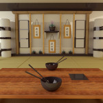 Japanese Interior Design Folder