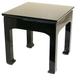 Jasper Side Table Black Onekingslane Bedroom Attempt