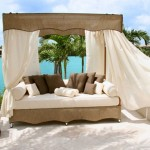 Javanese Outdoor Sun Bed Lounge Furniture Canopy Beds Ideas