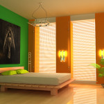 Jcpenney Bedroom Curtains May Maintain Pleats When Drawn Closed