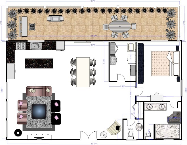 Joanna Ford Interior Design Melbourne Floor Plans And Space
