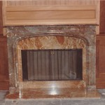 July Natural Stone Fireplace Hearth