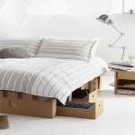 Karton Bedroom Multi Use Furniture For Small Spaces