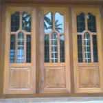 Kerala Wood Interiors And Carpenter Works Wooden Window Door Designs