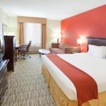 King Bed Guest Room Picture Redwood City California