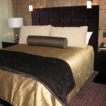 King Guest Room Bed Pictures Aria Citycenter
