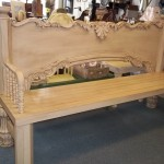 King Size Headboard Crib Parts And Cycled Lumber Make This Awesome
