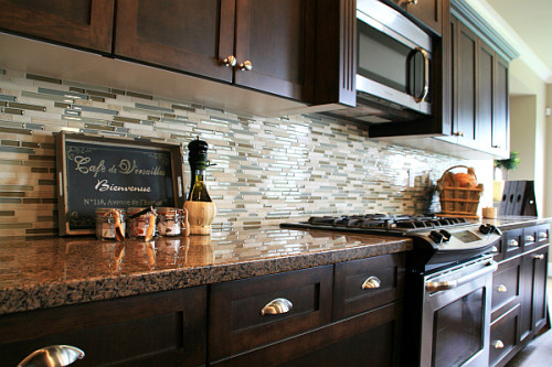 Kitchen Backsplash Glass Tile Designswiki Content